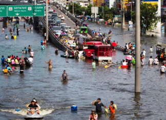 น้ำท่วมกรุงเทพ