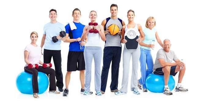 ออกกำลังกายเพื่อสุขภาพ
