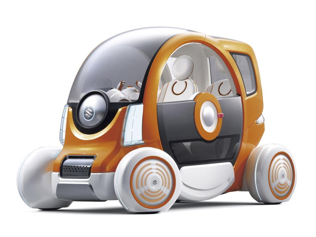 Suzuki: Q Concept
