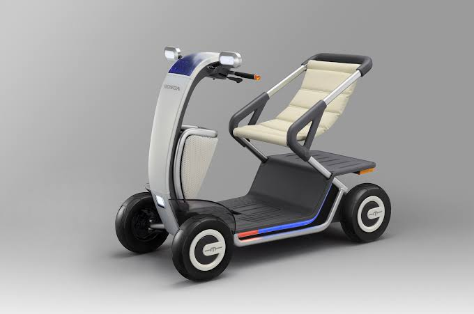 Honda: TOWNWALKER Concept