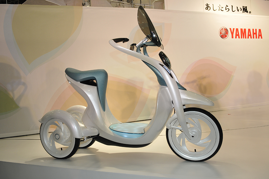 Yamaha: EC-Miu