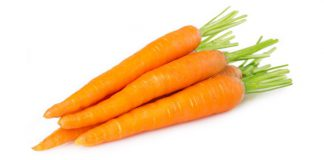 ผิวอ่อนนุ่มด้วยแครอท