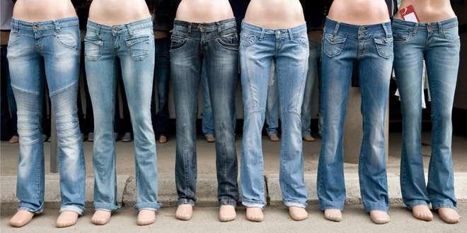 วิธีเลือกใส่กางเกงยีนส์