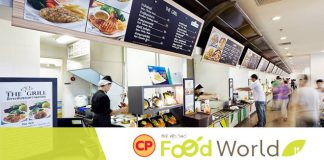 CP Food World