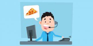 Call Center Pizza