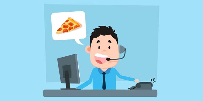 Call Center Pizza