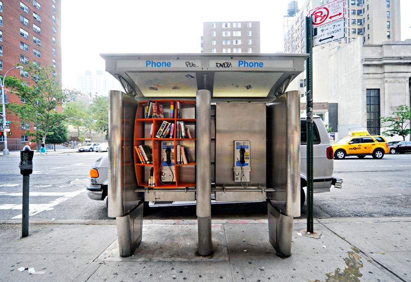 Phone booth library 01