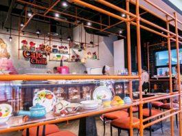 Cafe Chilli Emquartier