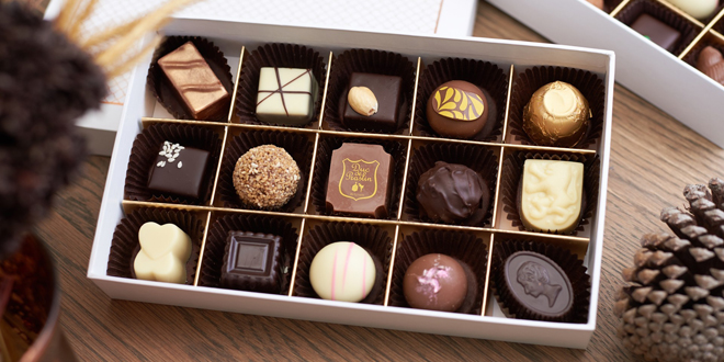 Duc de Praslin chocolateries