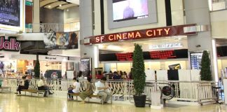 SF Cinema The Mall Ngamwongwan