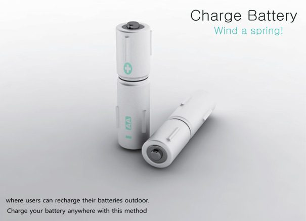 Charge Battery