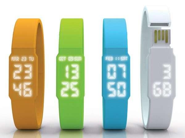 The USB Watch
