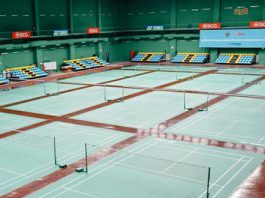 SCG Badminton Academy