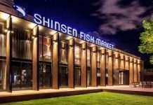 Shinsen Fish Market